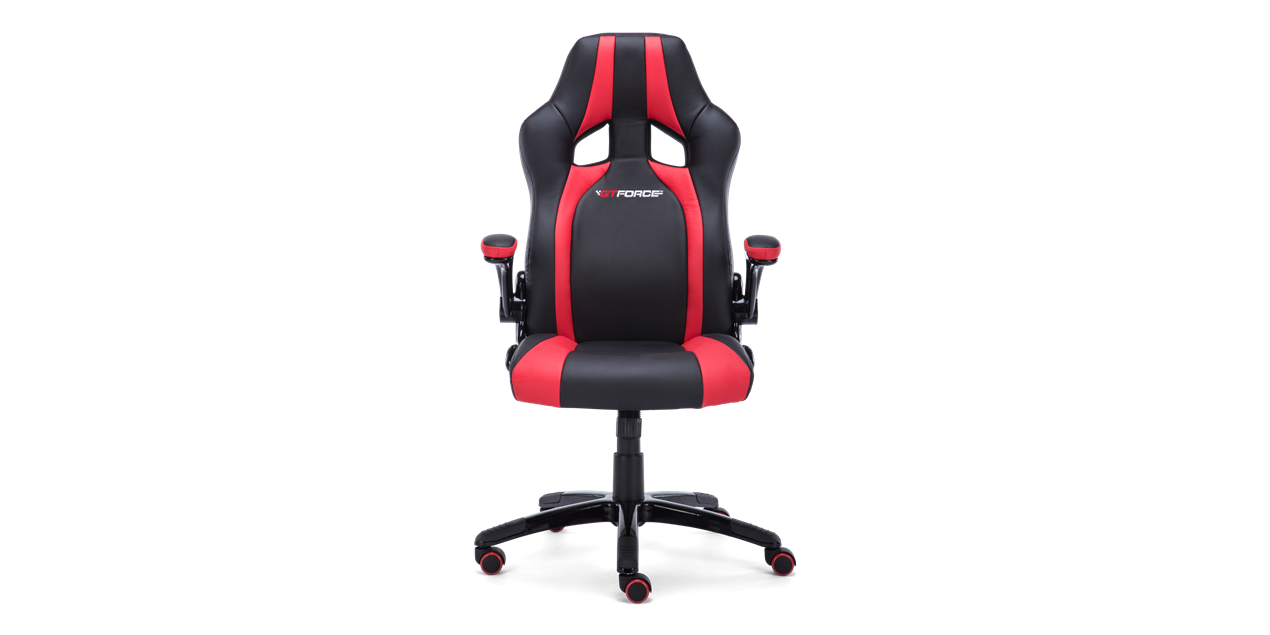 GTForce Roadster 2 Gaming Chair in Black and Red IMG