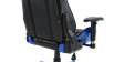 GTFORCE Pro GT Gaming Chair with Recline in Black and Blue Image 6