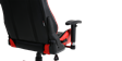 GTForce Pro GT Gaming Chair with Recline in Black and Red Image 5
