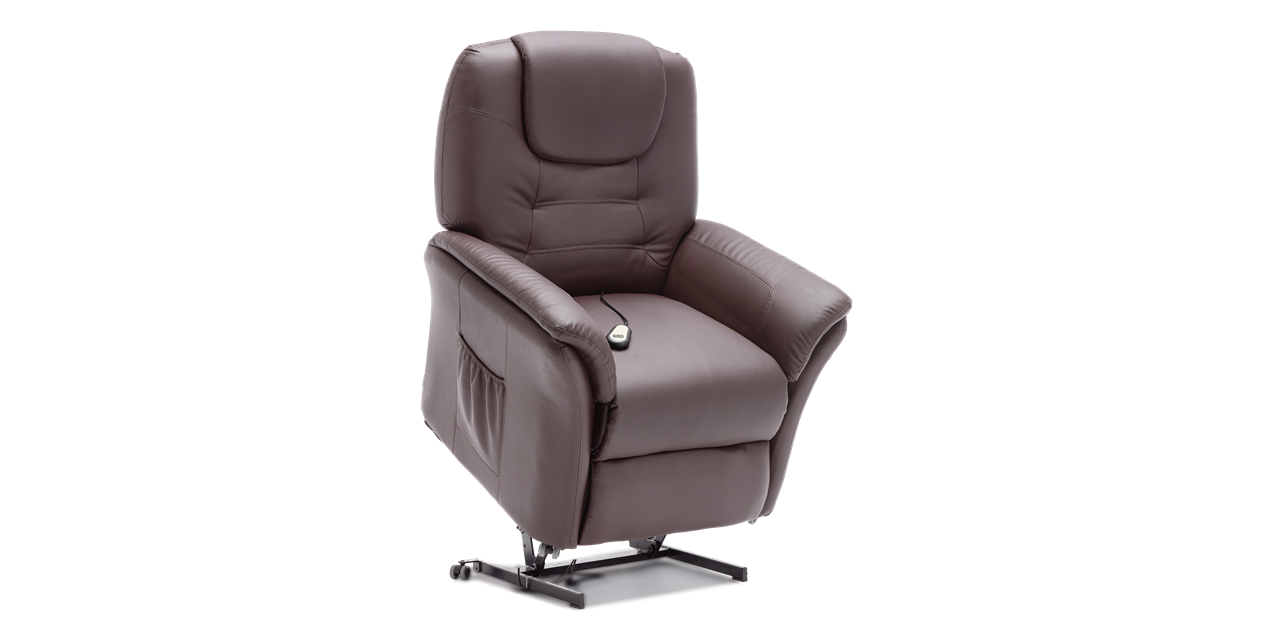 Weybridge Rise Recliner in Brown IMG