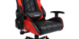 GTForce Pro GT Gaming Chair with Recline in Black and Red Image 3