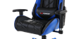 GTFORCE Pro GT Gaming Chair with Recline in Black and Blue Image 7