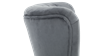 Aylenne Accent Chair in Grey Velvet Image 5