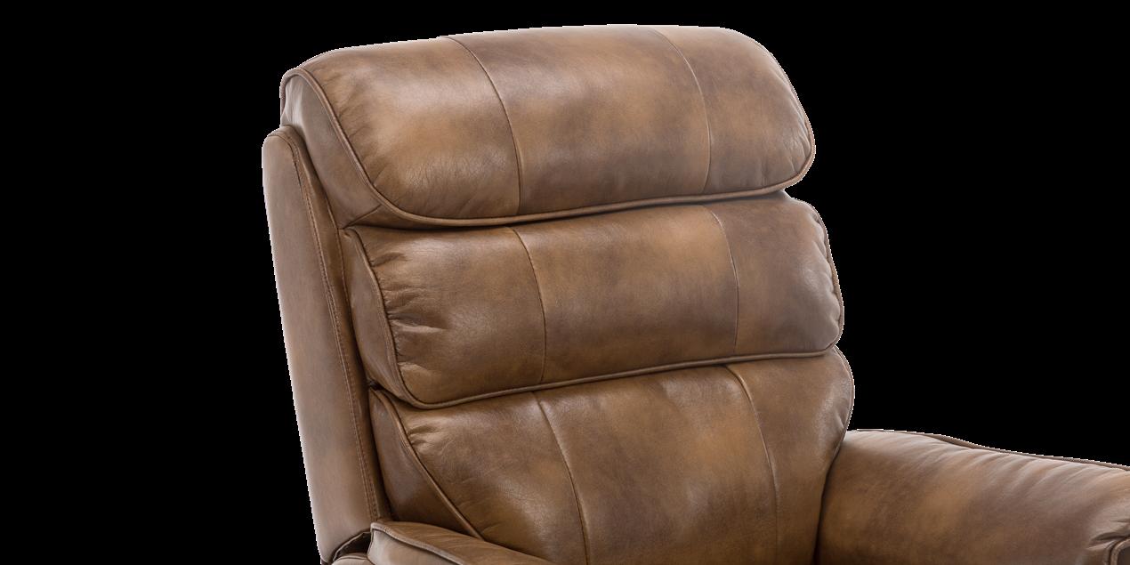 Peachy Marlow Leather Rise Recliner Chair In Tan Creativecarmelina Interior Chair Design Creativecarmelinacom