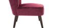 Aylenne Accent Chair in Purple Velvet Image 5