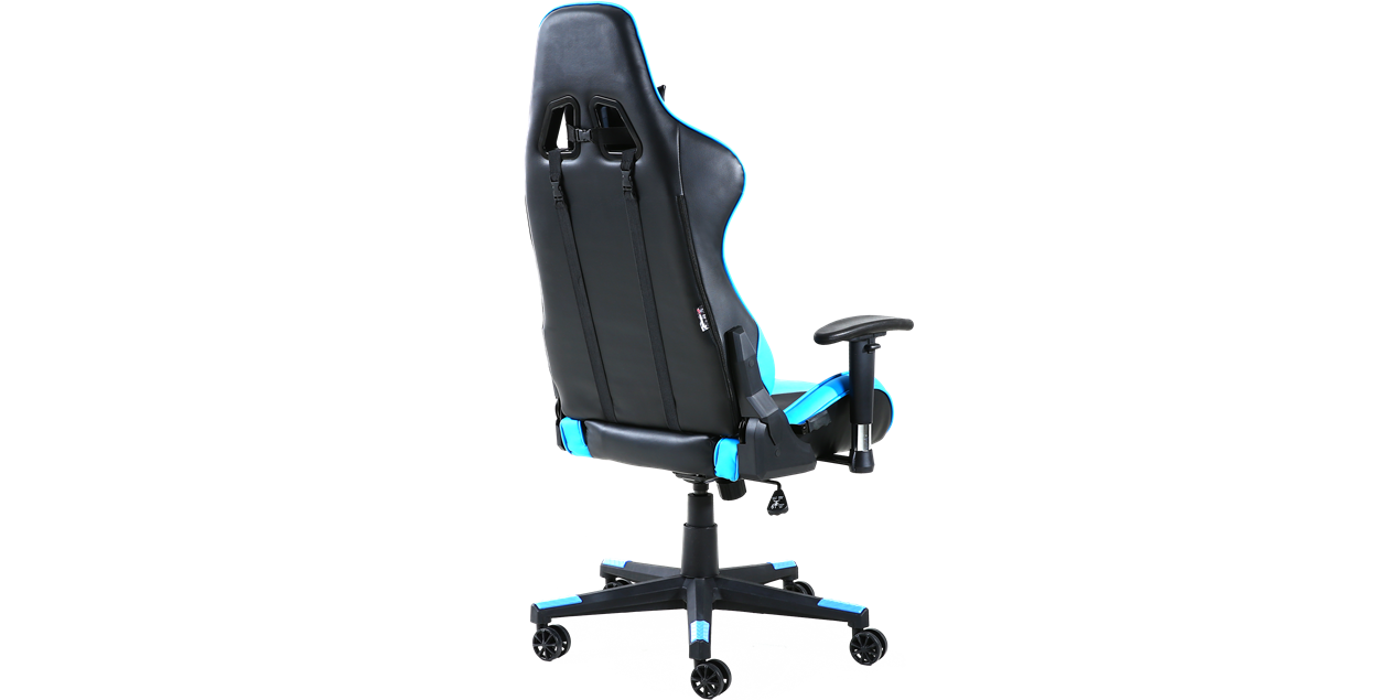 GTForce Pro ST Gaming Chair in Blue  IMG
