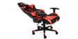 GTForce Pro ST Gaming Chair in Red Image 1