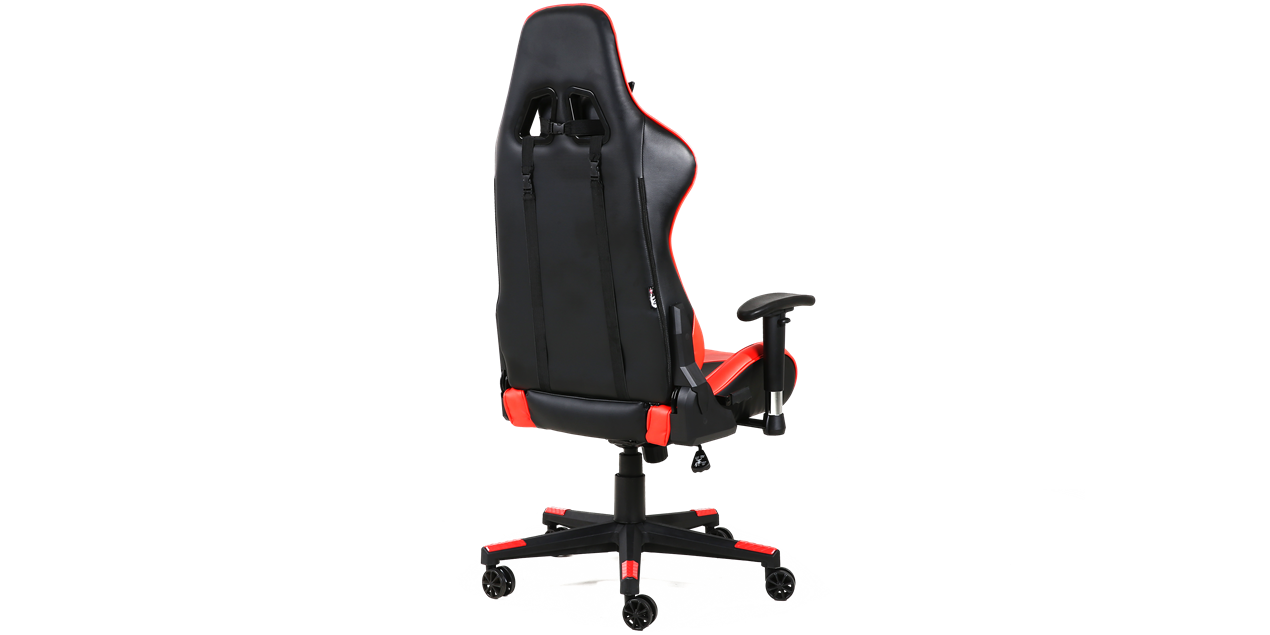 GTForce Pro ST Gaming Chair in Red IMG