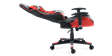 GTForce Pro GT Gaming Chair with Recline in Black and Red Image 1