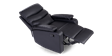 Ashley Manual Leather Recliner Chair in Black Image 4