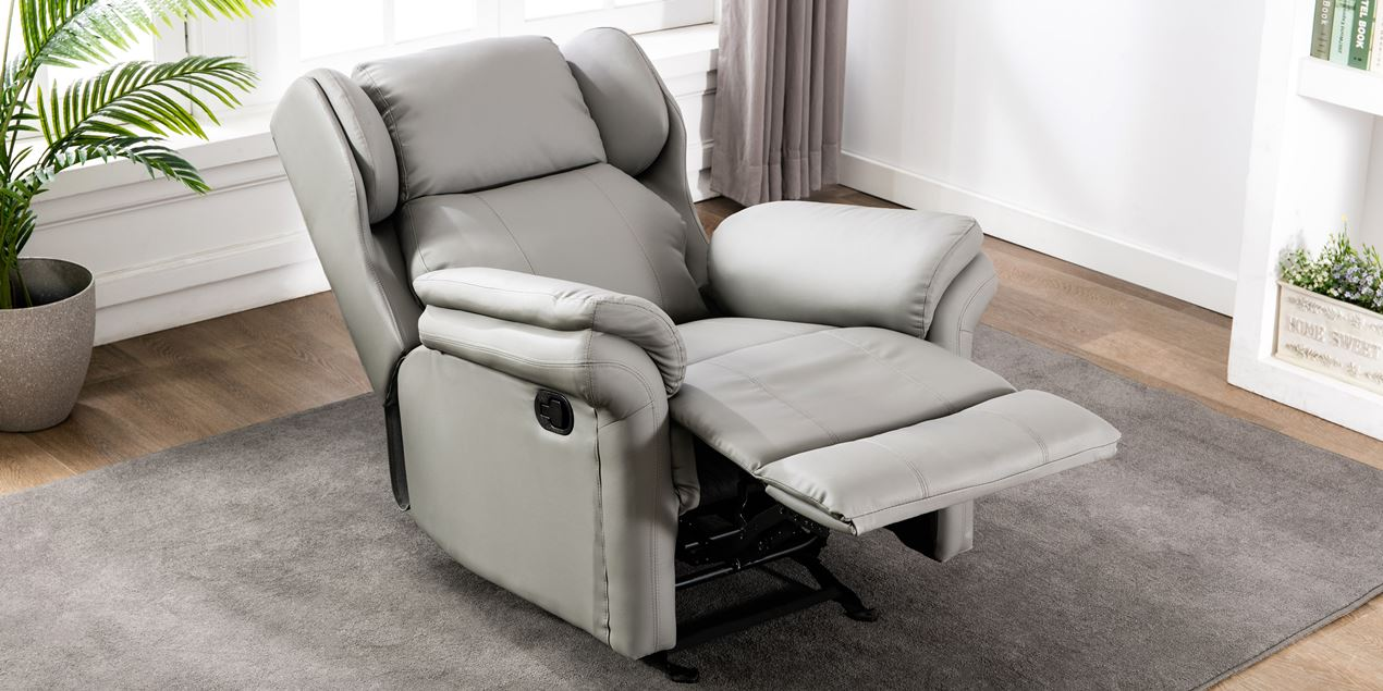 Why A Leather Recliner Chair Is The Perfect Furniture To Unwind After A Busy Day