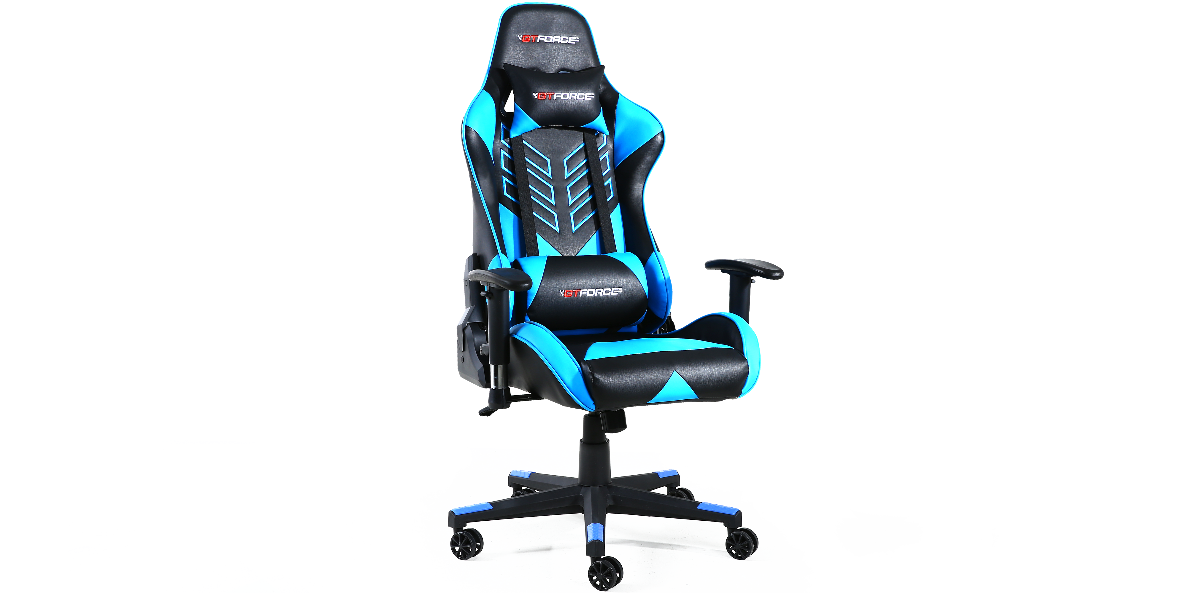 Gtforce Pro St Gaming Chair In Blue