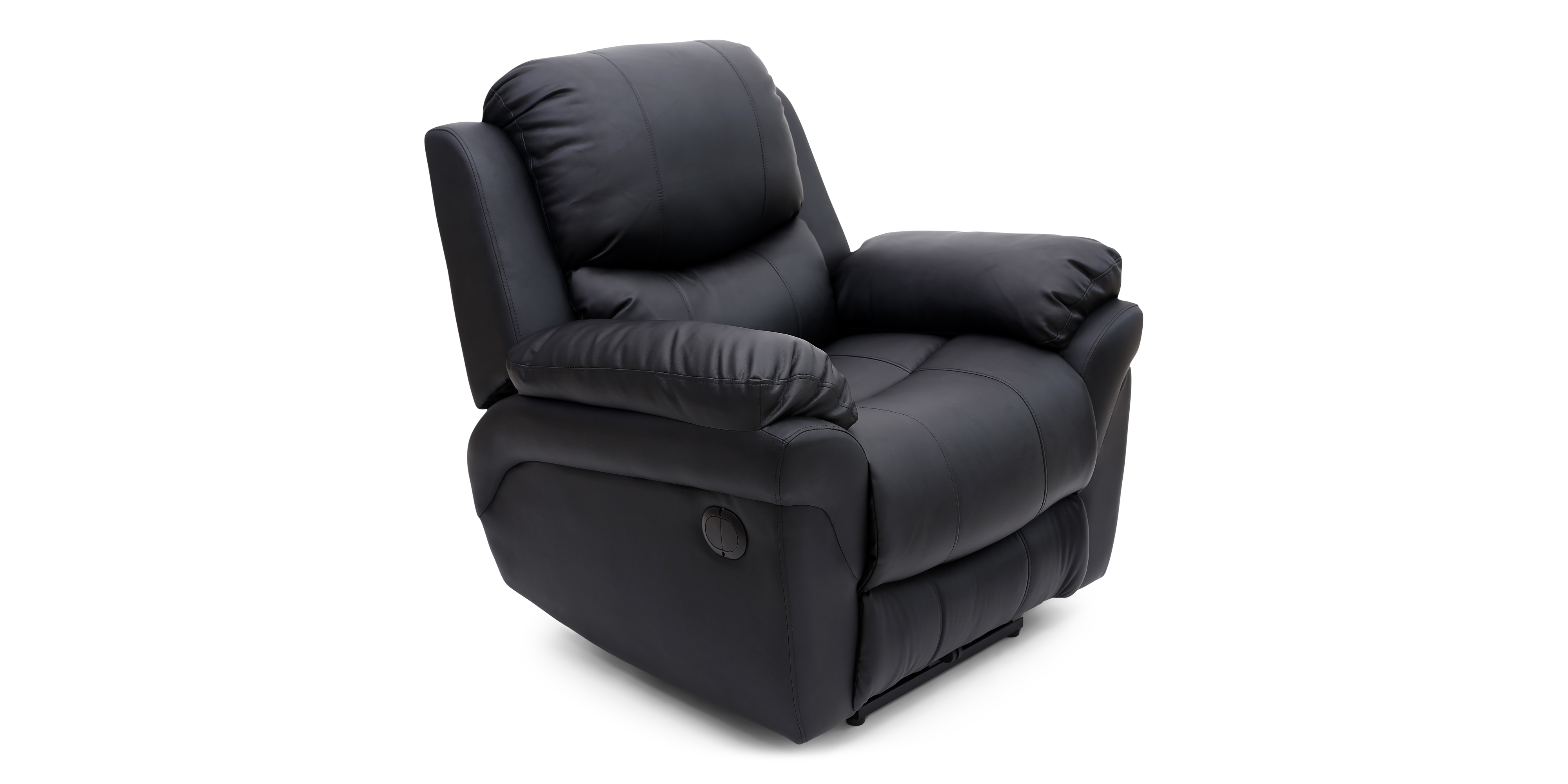 Madison Electric Recliner In Black